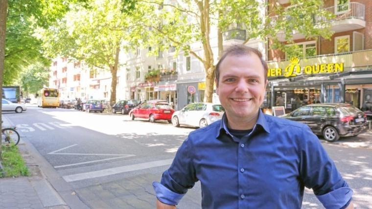 Christopher Weinand CDU Hamburg-Nord