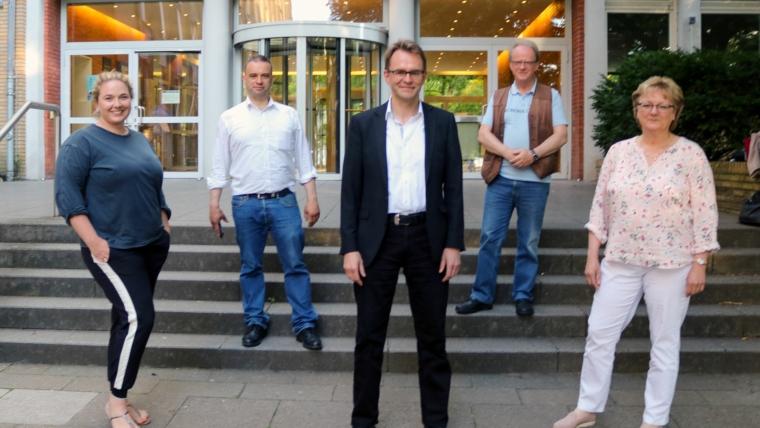 CDU-Bezirksfraktion bestätigt Vorstand