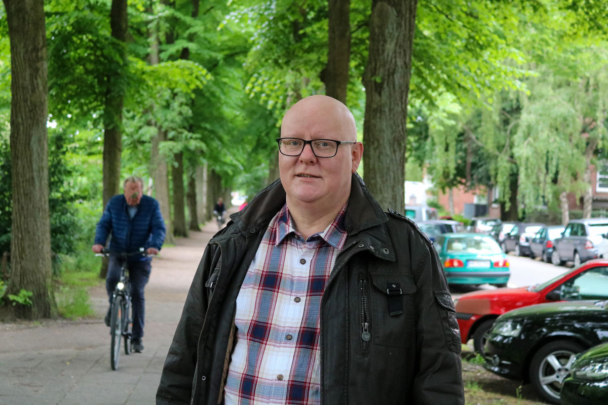 Fahrradstraße sorgt für Ärger mit den Anwohnern