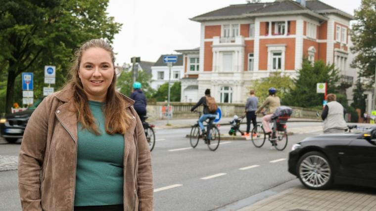 Idee der CDU sorgt für Sicherheit - Verkehrssicherung an der Kreuzung Leinpfad/ Maria-Louisenstraße kommt!