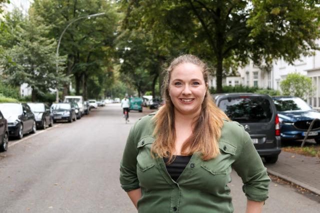 Sierichstraße: CDU gegen Grün-Rote Bezirkspläne für Fahrradvorrang