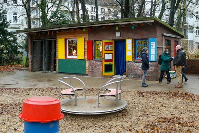 Aktion Kinderparadies gerettet? Grün-Rot in Hamburg-Nord macht Rolle rückwärts